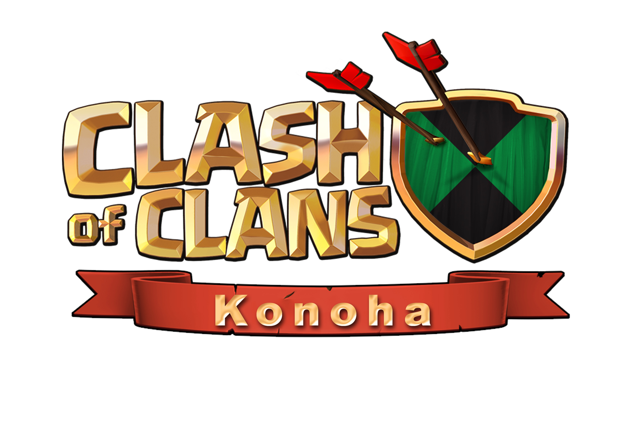 CLAN WAR BASE Konoha Clash Of Clans